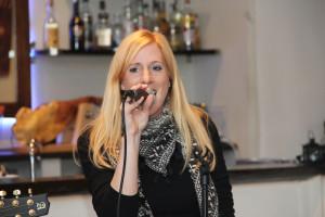Sandra Backwinkel Auftritt Mallorca Paguera